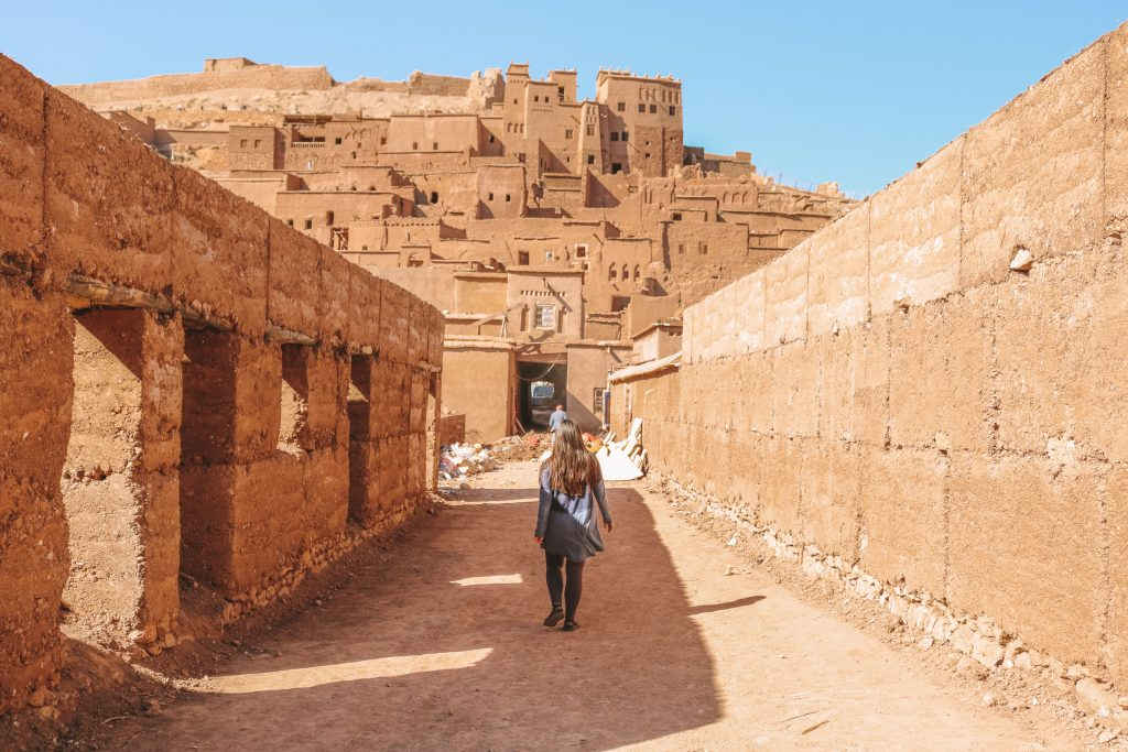 Aït Benhaddou 7 days in Morocco