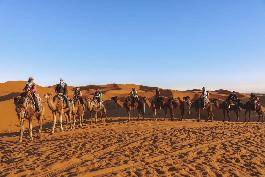 Sahara Desert Tour 7 days in Morocco