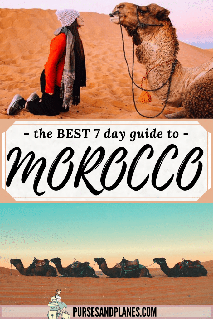 7 days in Morocco