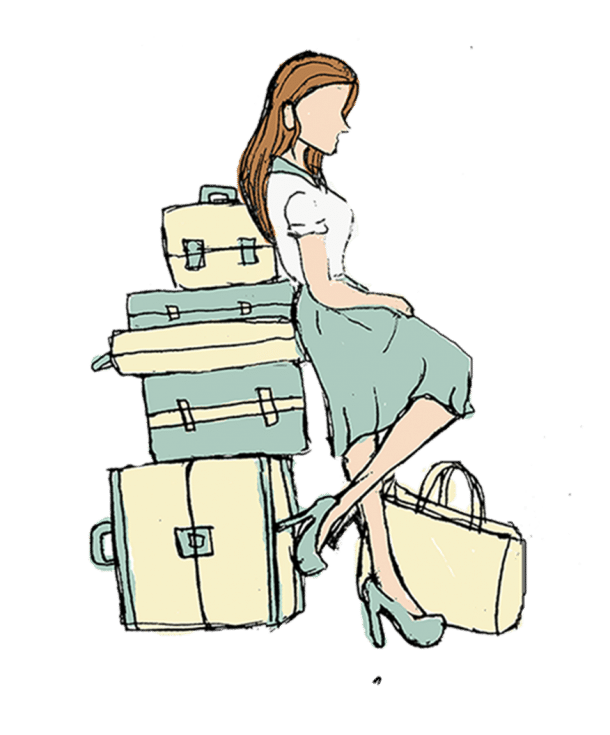 purses and planes logo