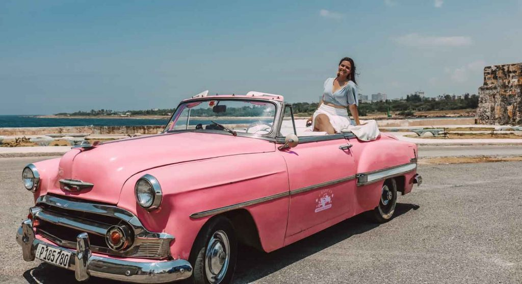 The Colorful Country of Cuba