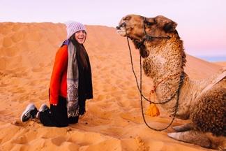 Morocco purses & planes