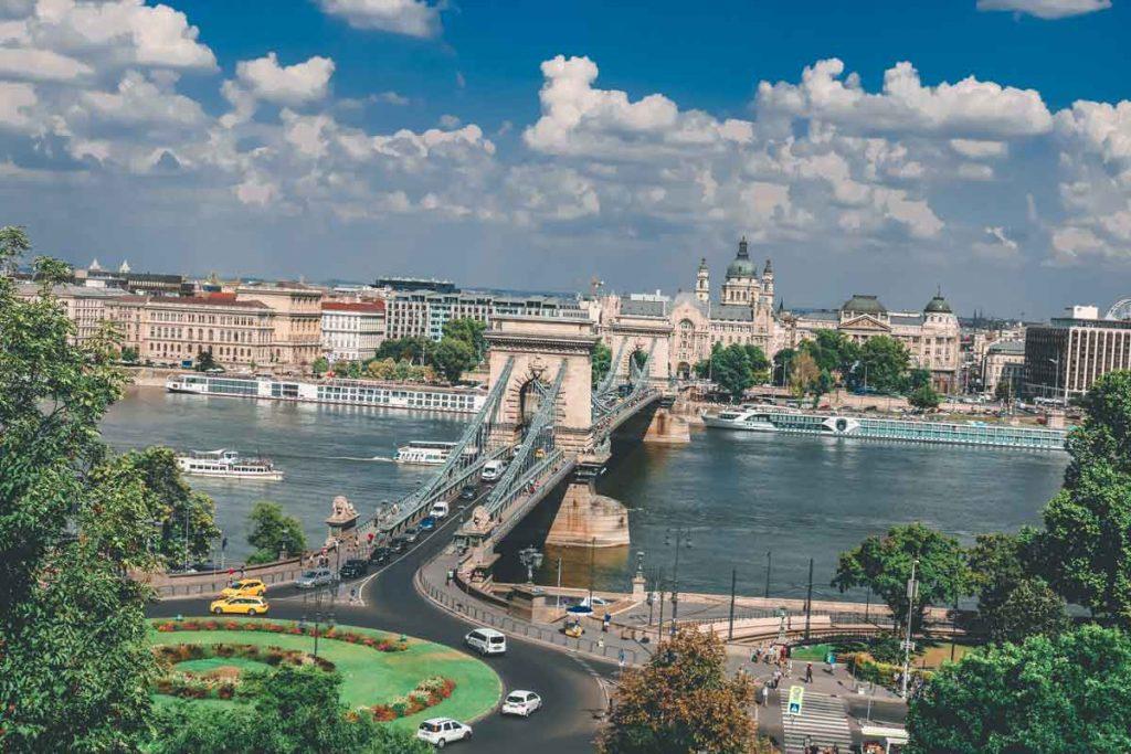 St Stephen's Day Budapest