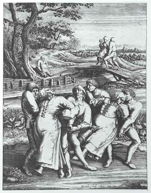 the dacning plague