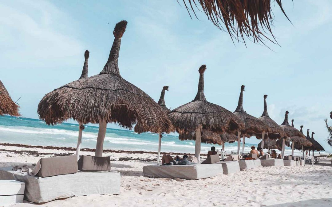 The Perfect Chic Hotel Getaway in Tulum, Mexico