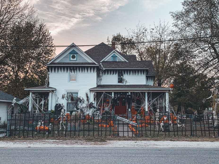 Halloween Home