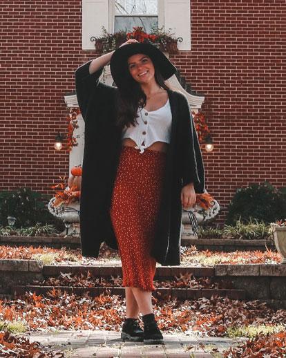 Fall photoshoot