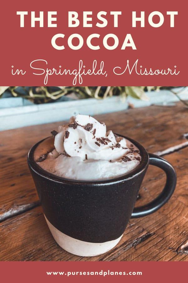 hot cocoa Springfield