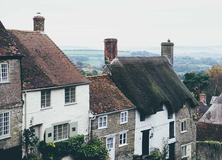 Places that look like Bridgerton