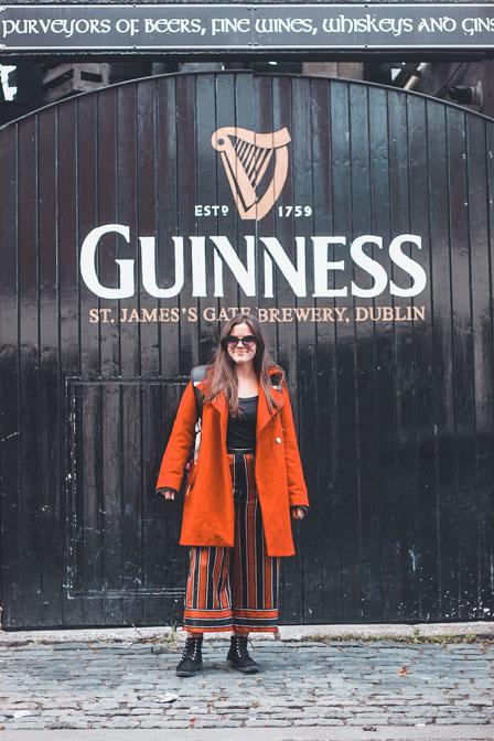 3 Days in Dublin Ireland