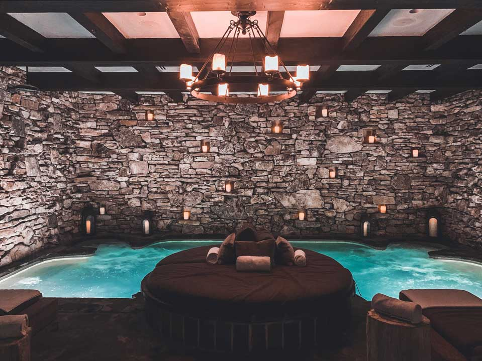 big cedar lodge spa