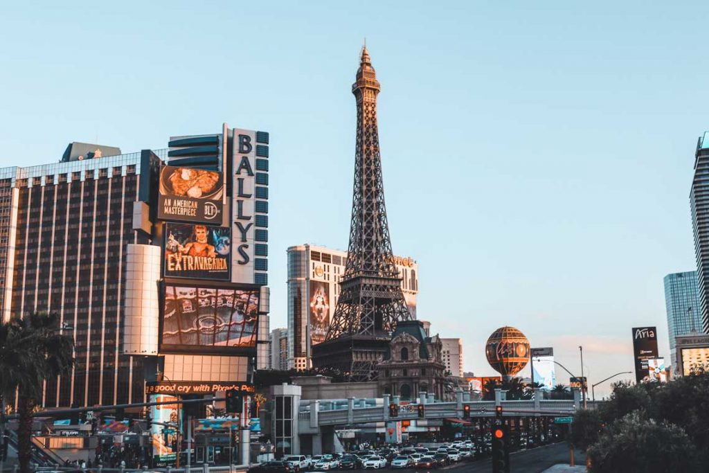 5 day Las Vegas itinerary