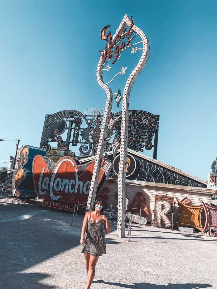 5 day itinerary Las Vegas