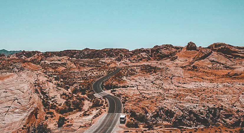 Valley of Fire Las Vegas