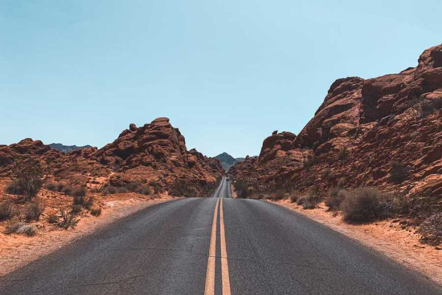 The Insanely Gorgeous Valley of Fire
