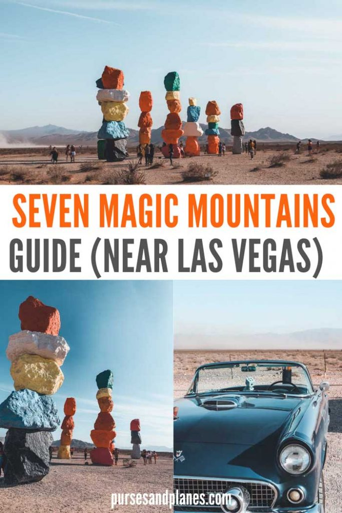 seven magic mountains