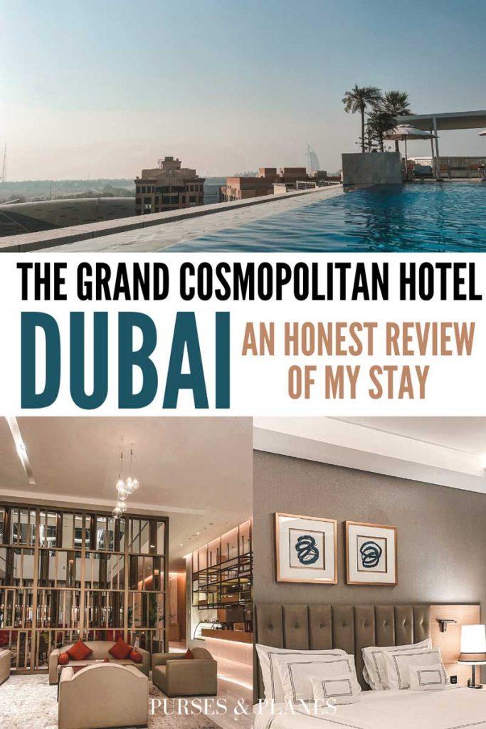Grand Cosmopolitan Hotel Dubai
