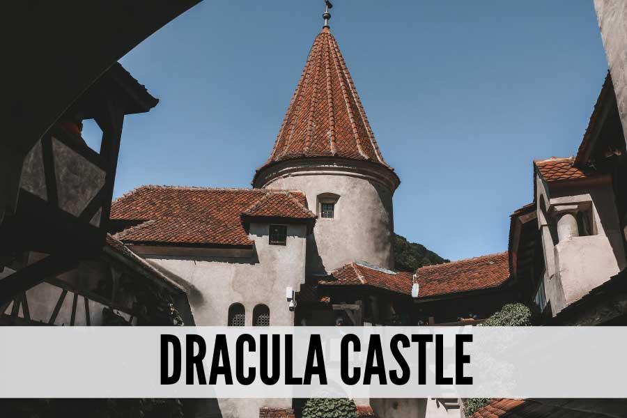 Dracula Castle in Romania
