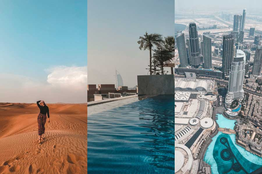 Here are the Best Things to do in Dubai