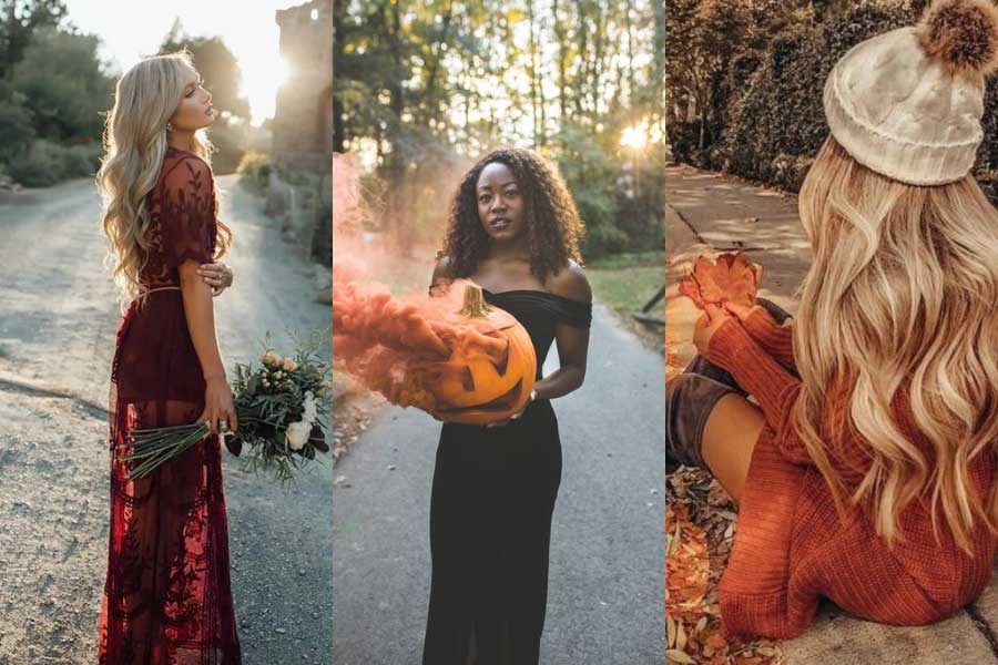 23 Insanely Cute Fall Photoshoot Outfits