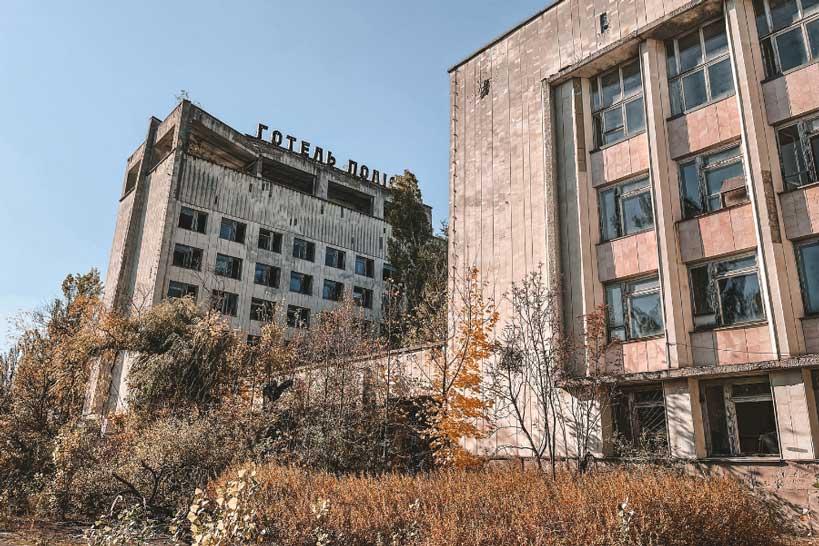Chernobyl Tour – The Best Value Chernobyl Tour from Kiev