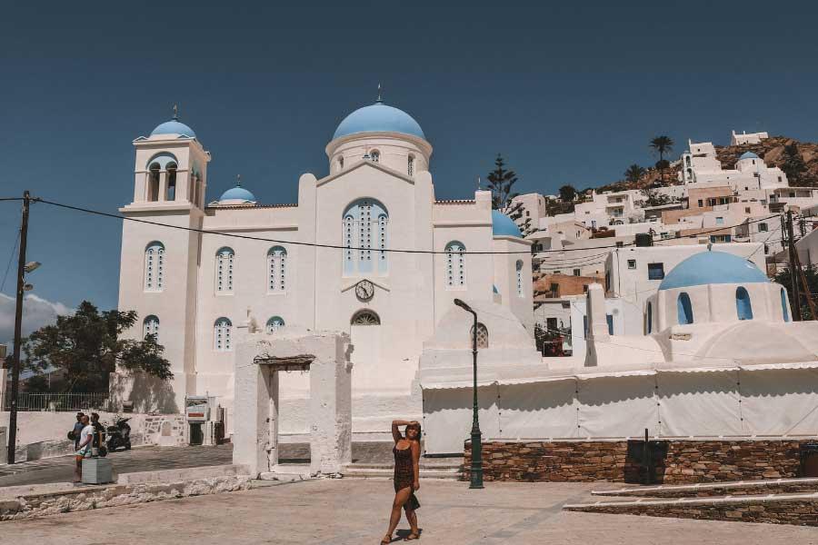 ios greece travel