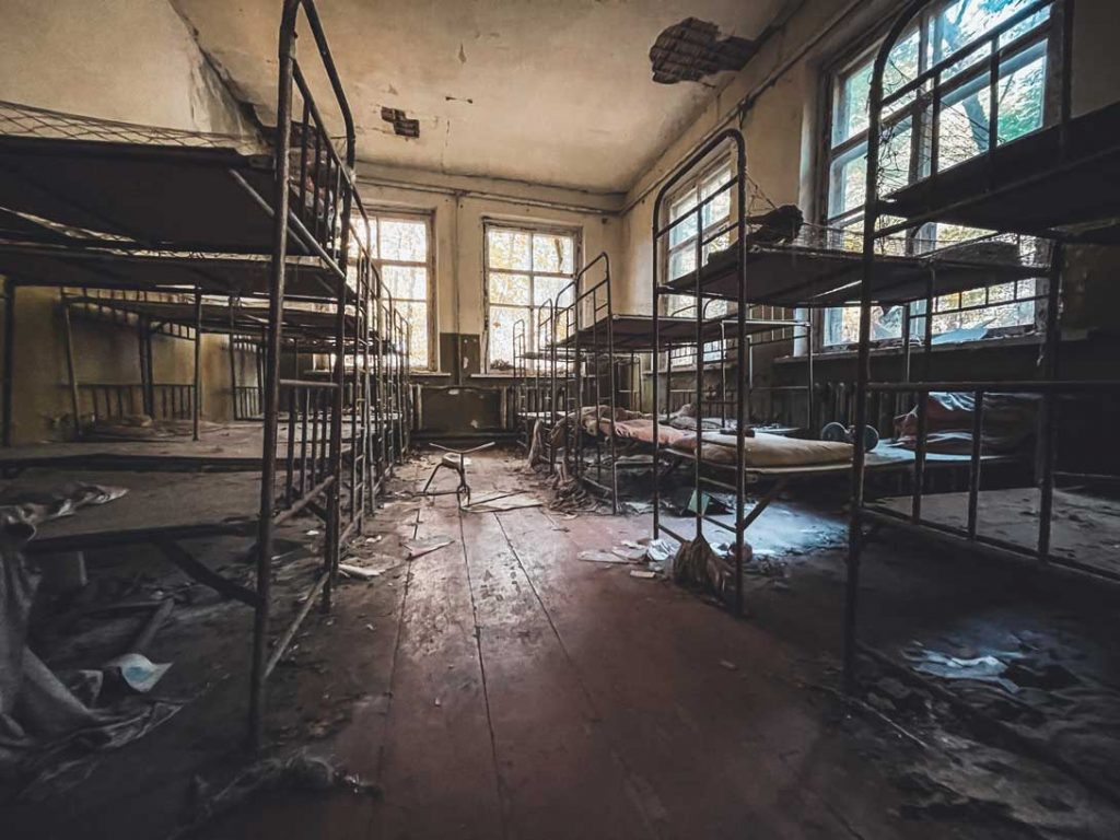 Chernobyl tour Kopachi