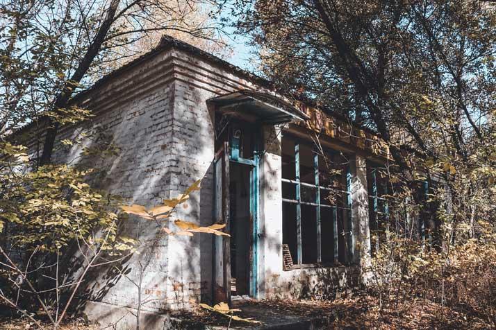 Zalissya Chernobyl tour