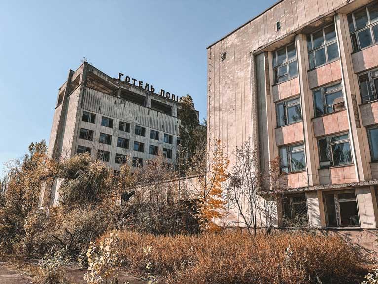 Pripyat Chernobyl tour