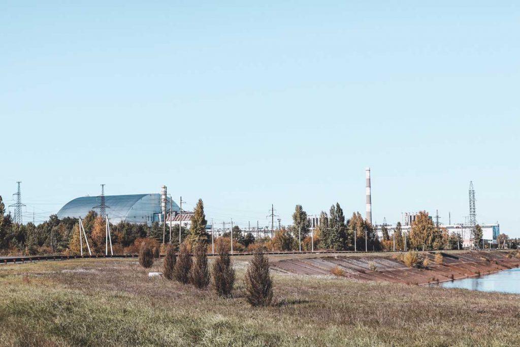 Chernobyl tour reactor 4