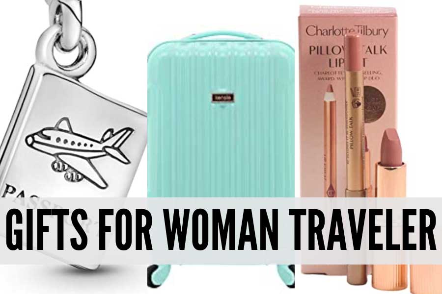gifts for woman traveler